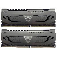 Patriot Viper Steel Series DDR4 32GB (2 x 16GB) 3600MHz Kit with Gunmetal Grey Heatshield