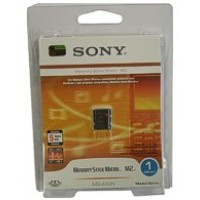 Sony (MS-A1GN) 1GB Memory Stick Micro M2 - Retail