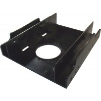 "Dynamode SSD-RAIL 3.5"" to 2.5"" HDD/SSD Conversion Bracket - SSD Rail"