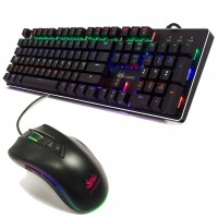 Sumvision Pantheon Mechanical Keyboard and Pantheon Gaming Mouse Bundle