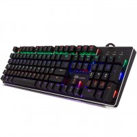 Sumvision Pantheon Mechanical Gaming Keyboard with LED Lighting with Effects, Complete Anti-Ghosting