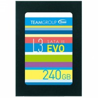 Team Group L3 EVO SATA III SSD 2.5'' 240GB Slim Solid State Drive