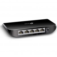 TP-Link TL-SG1005D 5-port Unmanaged GIGABIT Desktop Switch - Black