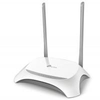 TP-Link TL-MR3420 3G/4G Wireless 300 Mbps Wi-Fi Router, 1 USB 2.0 Port, WPS Button