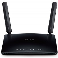 TP-Link TL-MR6400 300Mbps Wireless N 4G LTE Router, SIM Card Slot, 4-Port, 1 WAN