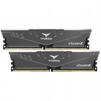 Team Vulcan Z 16GB Silver Heatsink (2 x 8GB) DDR4 3600MHz DIMM System Gaming Memory