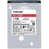 Toshiba L200 1TB 2.5 SATA III 5400RPM 128MB Hard Drive
