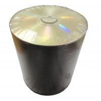Taiyo Yuden (PLUS+R) Professional SILVER PRINTABLE 16x Speed 4.7GB DVD+R (100 PACK - 52138)