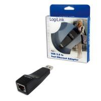 LogiLink USB2.0 to Fast Ethernet 10/100 Mbps Network LAN Converter - UA-0025