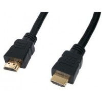 PromoValue HDMI - HDMI V1.4 High Speed with Ethernet Connection Cable 10 Metre Length