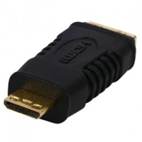 PromoValue HDMI Adapter, Convert Standard HDMI to Mini HDMI