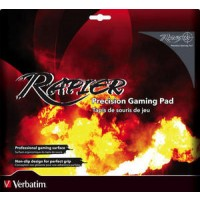 Verbatim 49800 Rapier Precision Gaming Mouse Mat - Retail