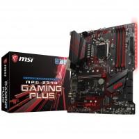 MSI MPG Z390 Gaming Plus LGA 1151 Intel Z390 DDR4 ATX Motherboard