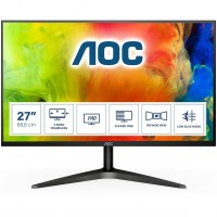 AOC 27B1H 27 Inch Full HD LED IPS Frameless Design Monitor