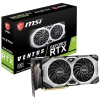 MSI NVIDIA GeForce RTX 2080 SUPER 8GB VENTUS XS OC Turing Graphics Card