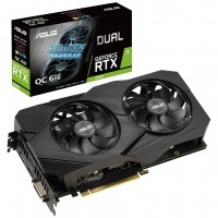 ASUS NVIDIA GeForce RTX 2060 6GB DUAL OC EVO Turing Graphics Card