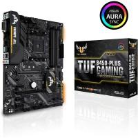 ASUS Intel B460 TUF GAMING B460-PLUS LGA1200 ATX Motherboard