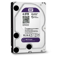 WD 4TB 3.5inch SATA3 PURPLE Surveillance Hard Drive, Intellipower, 64MB Cache - WD40PURX