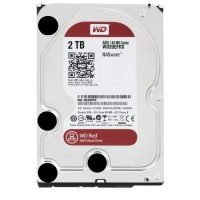 WD RED 2TB 3.5inch NAS SATA 6GB/s 64MB Hard Drive - OEM - WD20EFRX