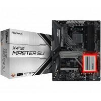 ASRock AMD Ryzen X470 Master SLI AM4 ATX Motherboard