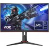 AOC C32G2ZE/BK 31.5'' Full HD Curved 240Hz 1ms FreeSync Gaming Monitor