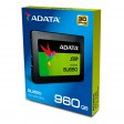 Adata Ultimate SU650 960GB 2.5'' SATA III SSD Hard Drive