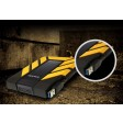 ADATA HD710 2TB USB 3.1 High Speed IP68 Military Grade Water, Dust, Shock Proof Rugged External Hard Drive - Black