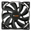 Be Quiet! BL046 Pure Wings 2 120mm Case Fan, Rifle Bearing, Ultra Quiet in Black
