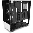 NZXT H510 Elite RGB Premium Mid Tower Tempered Glass Gaming Case - White