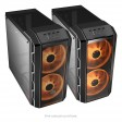 CoolerMaster MasterCase H500 RGB Midi PC Gaming Case