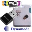Dynamode WL-700N-XSX, USB 2.0, 300Mbps, 802.11g/n, 2.4 Ghz  Mini Wireless Adaptor