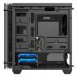 GameMax Stratos Mini ARGB Windowed MicroATX PC Gaming Case