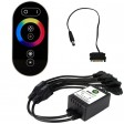 Game Max RGB RF Remote Control & Receiver with Touch Control for RGB Fans & LED Strips