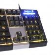 GameMax Click Mechanical Feel RGB Gaming Keyboard
