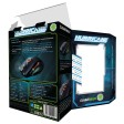 Game Max Hurricane USB Wired Programable Gaming Mouse - Multi Colour LED