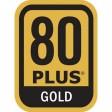 Game Max 850 Watt 80 PLUS Gold Fully Modular RGB LED PSU / Power Supply