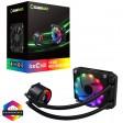 GameMax Ice Chill 120 mm ARGB AIO Intel / AMD CPU Water Cooler