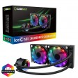 GameMax Ice Chill 240 mm ARGB AIO Intel / AMD CPU Water Cooler