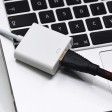 Maxam USB3.1 Type C Male to HDMI Female - 15cm Adapter