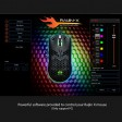 Sumvision Raijin X Pro Gaming Mouse - High Performance Tactical RGB Programmable USB Gaming Mouse