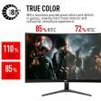 MSI G241VC Optix 24'' Full HD Curved FreeSync 1ms Gaming Monitor