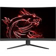 MSI Optix 32'' Full HD 165Hz 1ms AMD FreeSync Curved VA Gaming Monitor