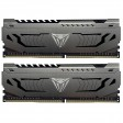Patriot Viper Steel Series DDR4 32GB (2 x 16GB) 3600MHz Kit with Gunmetal Grey Heatshield