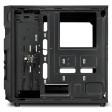 Sharkoon VG7-W RGB Black Mid Tower Gaming Case (M-ITX / M-ATX / ATX)