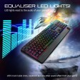 Sumvision Sonic Wave Hybrid Music LED Gaming Keyboard
