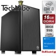 TechTribe Versa Home / Office PC with Intel i3 Quad Core 10th Gen, 480GB SSD, 16GB DDR4 - Win 10