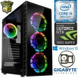 TechTribe Observatory Gaming PC with NVIDIA GeForce GTX 1660 Ti  6GB, 16GB DDR4, SSD and 1TB HDD and Intel Six Core i5 9th Gen - Win 10