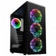TechTribe Observatory Mesh, Ryzen 3600 Six Core, 16GB 3200MHz DDR4, 1TB M.2 SSD, 6GB Nvidia RTX 2060 OC Graphics, Gaming Desktop - Win 10