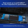 WD Blue SN550 1TB High Performance M.2 Pcie NVMe SSD