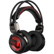 XPG PRECOG Over Ear Epic Pro-Gaming Headset With Dual Dynamic Electrostatic Drivers + FREE XPG Backpack